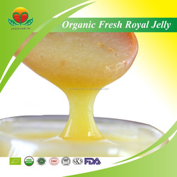 Manufacture Supply Organic Fresh Royal Jelly/Organic Royal Jelly