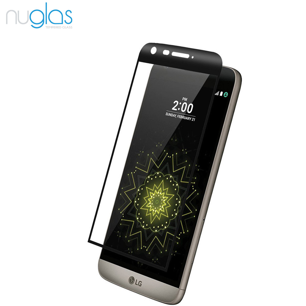 Shenzhen good quality mobile phone new full cover tempered glass screen protector for Sumsung LG G5