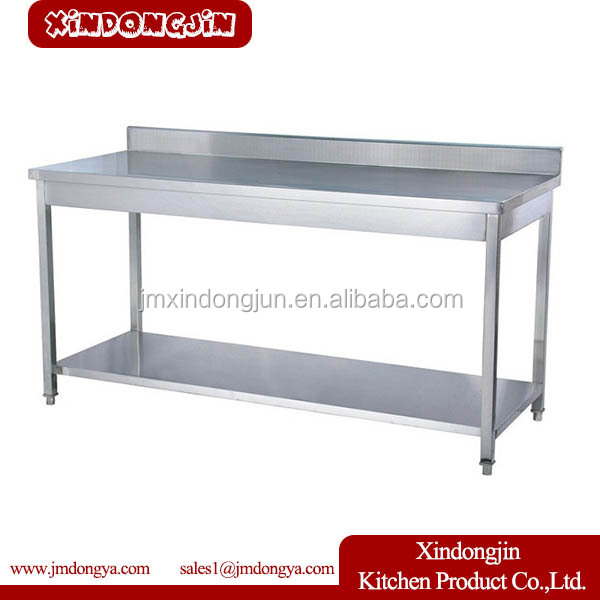 WTD-082B NO MOQ used stainless steel work table