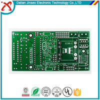 Fr4 0.8mm Single Sided Fingerprint Lock Control Panels Circuit Board