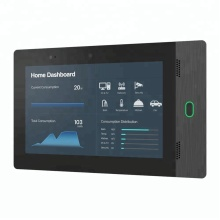 Wall Mountable 7 Inch <strong>10</strong> Inch Conference Room Display Android Touch Screen smart home console