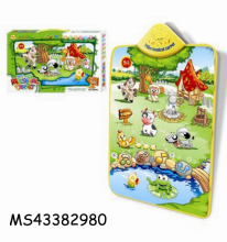 Kids electronic educational English learning wall charts toys for sale MS43382980