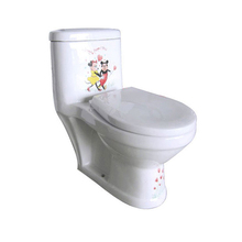 Sanitary Ware One Piece Ceramic Baby Toilet