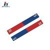 Bar Magnets Pair Steel Physical Instrument
