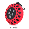 low price waterproof wireless bluetooth speaker with nfc function, climbing hook wireless speaker for sport outdoor activitives