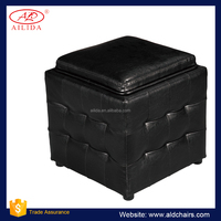 OT-30 STORAGE OTTOMAN WITH TRAY