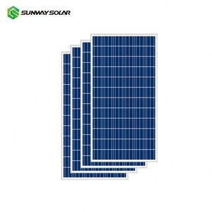 Sunway 330w 320w 310w poly 72 cell solar photovoltaic module