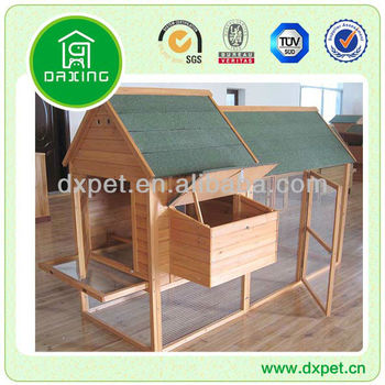 Large Run Hen House (BV SGS TUV FSC)