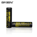 Excellent !! Basen 3100mah 18650 high discharge rechargeable battery with cheapest price