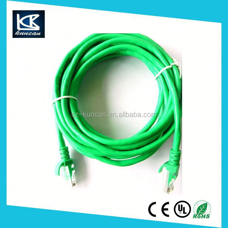 rj45 cat 5 6 lan ethernet splitter connector adapt Ethernet Cable Patch Cord