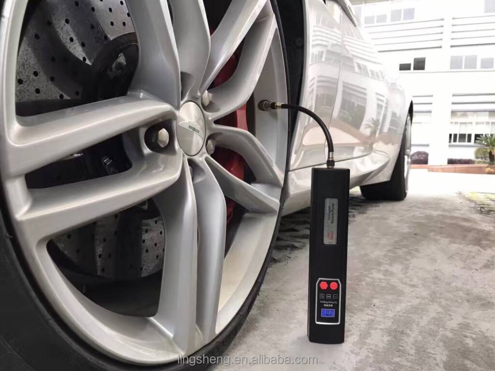 rechargeable air compressor/tire inflator/cordless air compressor