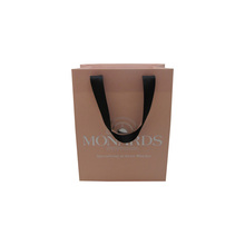 fancy customized shopping watch paper bag wholesale