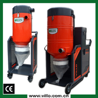 Three phase Industrial Vacuum cleaner for grinding and polishimg