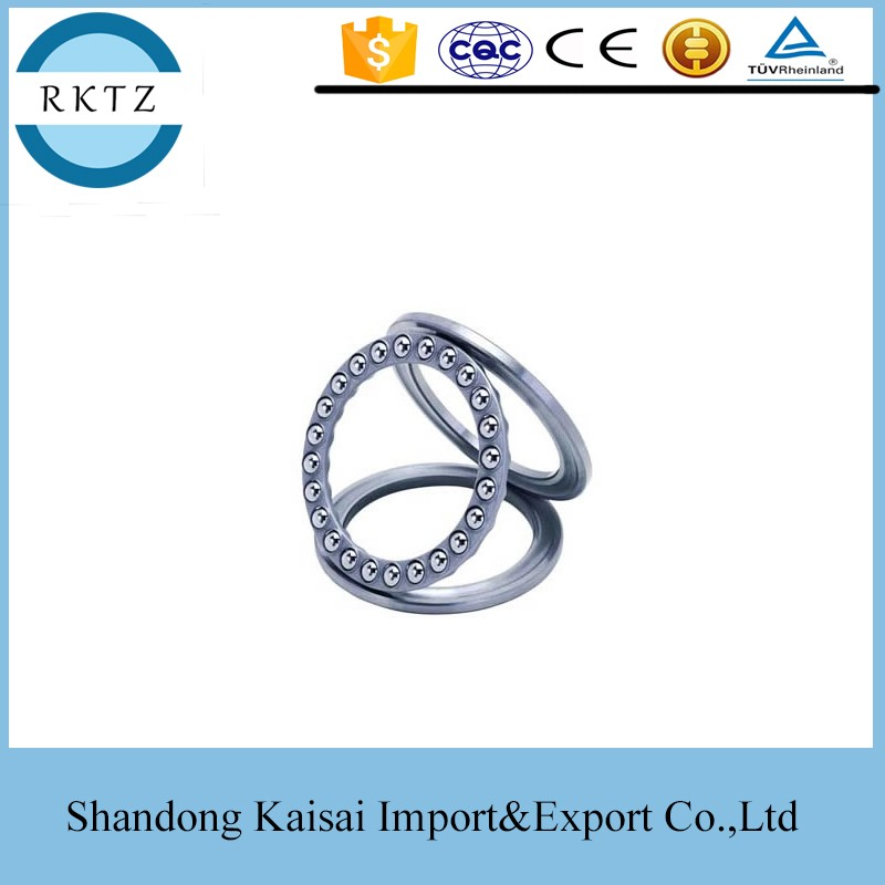 Gold supplier thrust ball bearing price for export