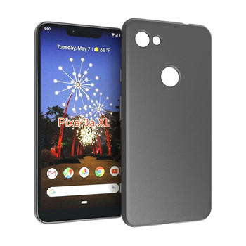 Matte tpu soft case for Google Pixel 3a XL back cover