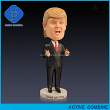 New Arrival Crafts Gifts Wholesale Price High Quality Resin Trump And Hillary Clinton Stature Figure