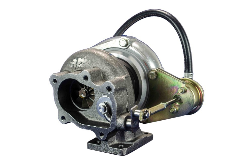 PQY- GT2870 GT28 GT2871 compressor housing AR 60 turbine a/r .64 T25 flange 5 bolt with actuator Turbocharger turbo TURBO31-64