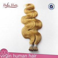 body wave virgin brazilian hair extension for white people
