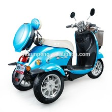 electro tricycle for handicapped