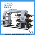 QTL model 2 colours 4 colours 6 colours machine printing