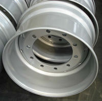 bus wheel 22.5*11.75 /alloy/ aluminium/for trailer/polished