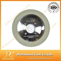 Hot Guangzhou diamond bonded vitrified grinding wheel 1A1 1L19A3