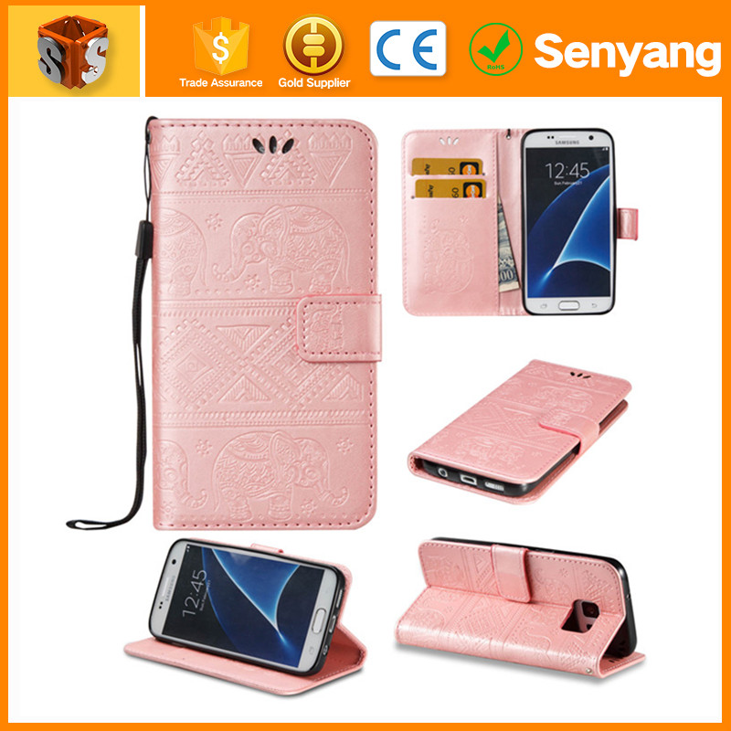 custom design case leather wallet case for samsung galaxy note3