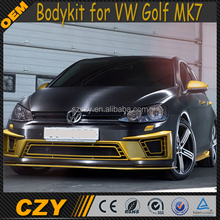 PU MK7 Golf 7 R400 Car Body Kit for VW Golf 7 VII MK7 GTI R
