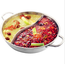 Fashion Stainless Steel Hot Pot