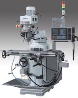XK6325B CNC mini vertical precision CE turret milling machine