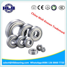 Single Row Number Deep Groove Structure deep groove ball bearing