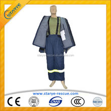 Aramid Anti Fire Water Resist Fire Proof Life Jacket