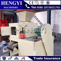Short delivery time service wide application coal slurry briquette machine