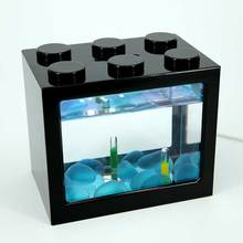 High quality mini betta fish aquariums tank
