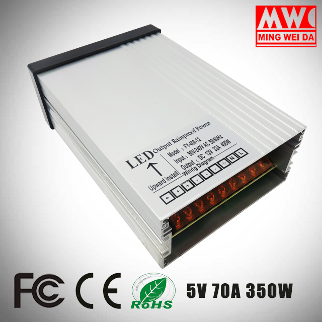 S-350-5 ac to dc converter power supply 5v70a 350w stabilizer voltage Manufactured By Factory