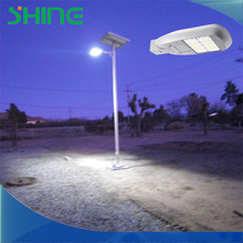 Government project standards 365days normal lighting DC street solar light assembly