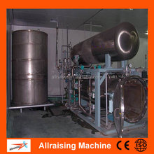 Stainless Steel Full Water Stationary Retort Autoclave For Plastic Container