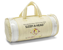 Memory Foam Bamboo Pillow with Bamboo breathable cover