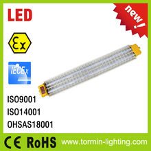 anti explosive lighting fixtures led explosion proof flood fluorescent linear light