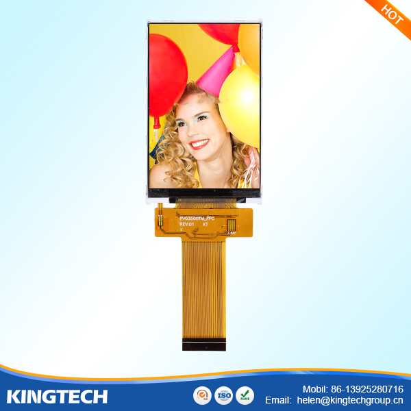 display 3.5 inch hvga tft lcd mobile phone touch screen