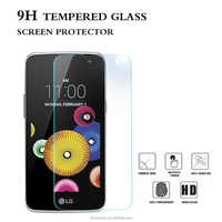 China manufacturer high transparency screen protector for lg k4 accept paypal