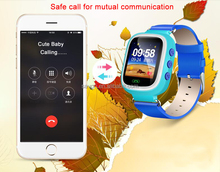 2017 Android smart watch for GPS tracking, Children watch with Localtion feature, baby watch