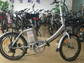 Outrider ORT20-01 20inch Alu Alloy Frame Electric Bicycle