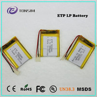 Rechargeable 12v 500ah lithium ion battery pack with customized brands
