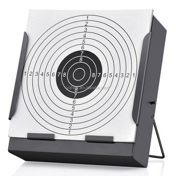 AIR RIFLE PRACTICE SHOOTING TARGET HOLDER