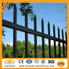 2017 China supplier new design high quality cheap wrought iron fence