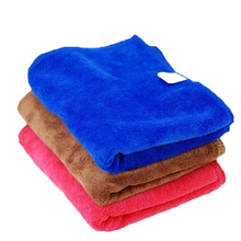 Auto Car Super Thick Plush Towel Microfiber Car Cleaning Cloths Car Care Detail Towel