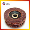 Good quality Calcined Fused Alumina Flap Disc for Grinding and Polishing Metal/Wood