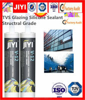 Curtain wall structural silicone sealant acetic silicone adhesive weather proof silicone sealant