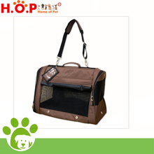 2016 Wholesale Comfortable Pet Bed Open Top Dog Carrier